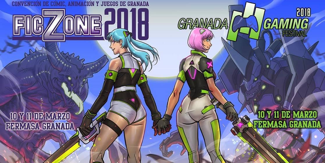 FicZone Granada 2018