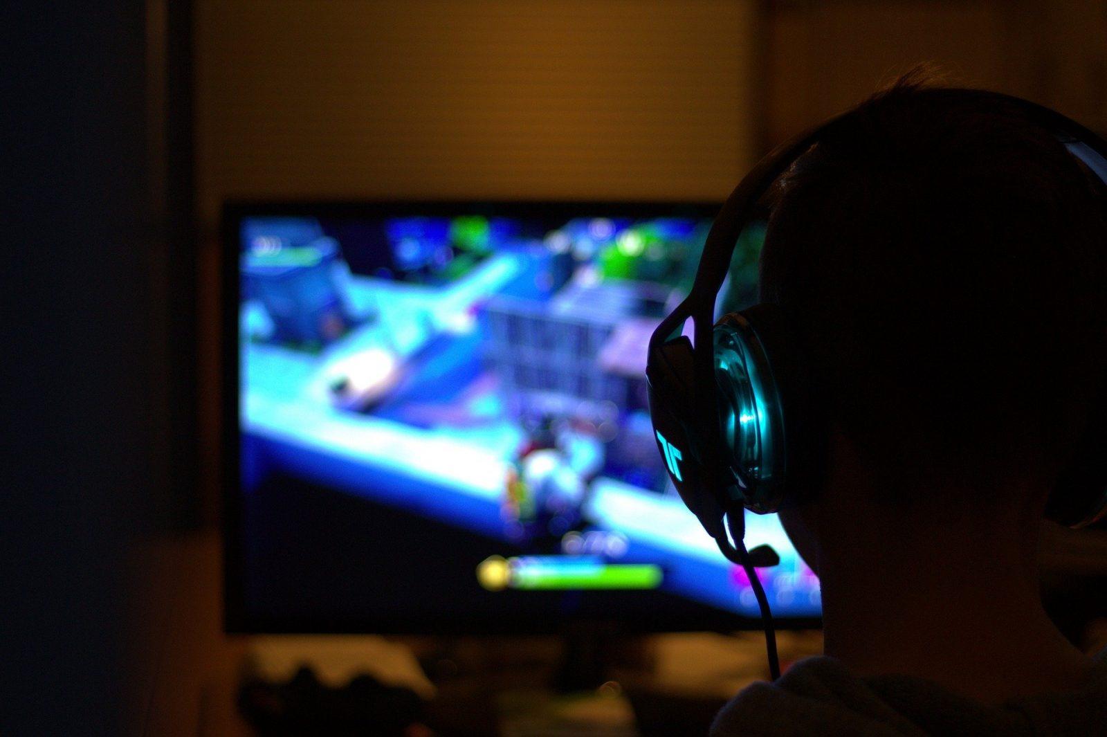 cuenta de videojuegos